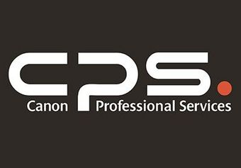 The Canon Professional Services logo.
