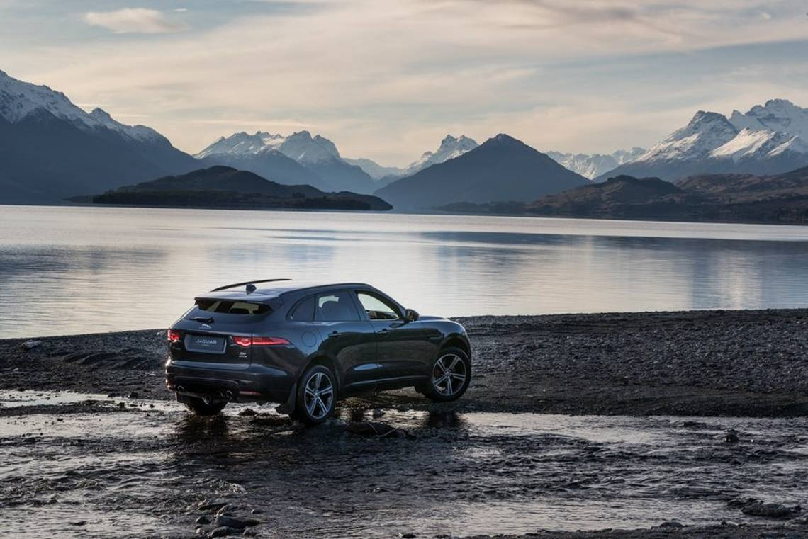 The Making Of Jaguar's New F-PACE Advert - Canon Europe
