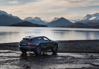 The making of Jaguar's amusing but beautiful advert