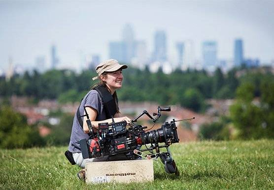 Laura Bellingham: my role as a female cinematographer