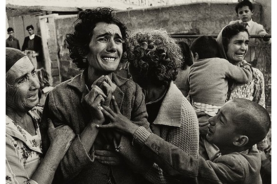 Trust and integrity: Sir Don McCullin on his core values