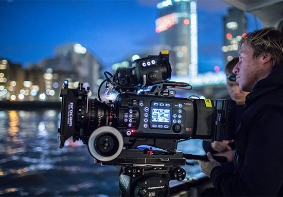 Canon's 4K EOS C700 makes a splash shooting a luxury river yacht advert on the Thames