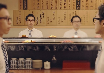 Tilt-shift lenses get sushi moving in short film
