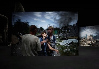 World Press Photo VR Exhibition