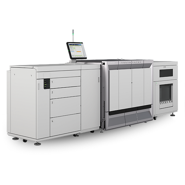The most productive high speed, high volume monochrome digital presses in their class