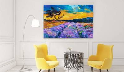 Gallery-quality canvasses