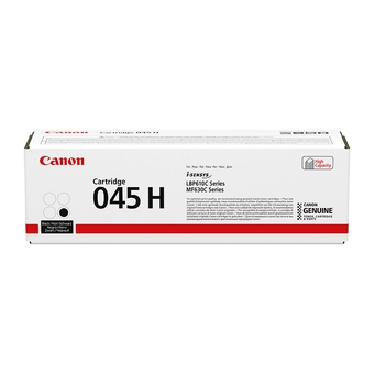 Consumables - Cartridge 045 H Black