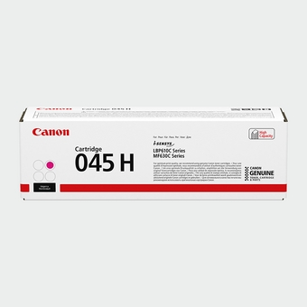 Consumables - Cartridge 045 H Magenta