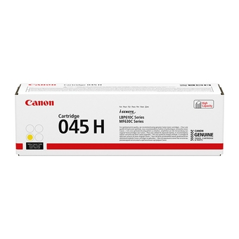 Consumables - Cartridge 045 H Yellow