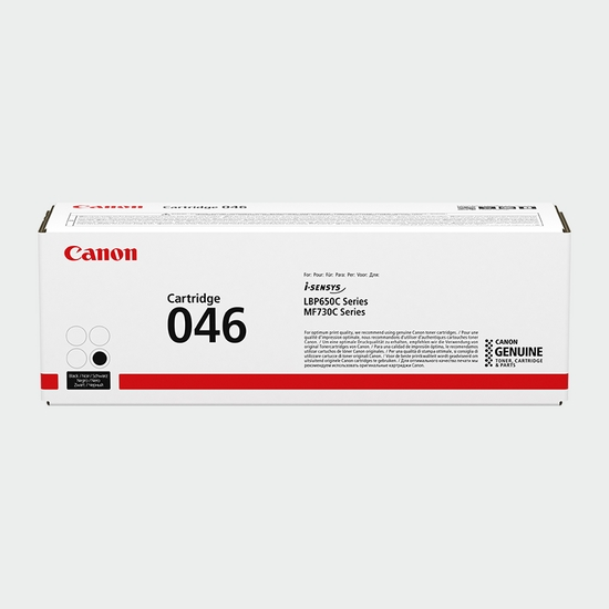 Consumables - Cartridge 046 Black