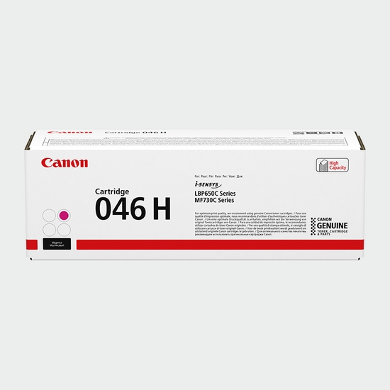 Consumables - Cartridge 046 H Magenta