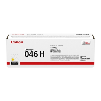 Consumables - Cartridge 046 H Yellow