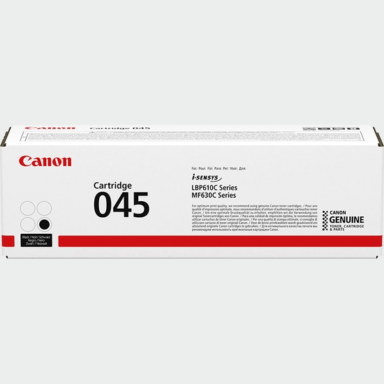 Consumables - Cartridge 045 Black