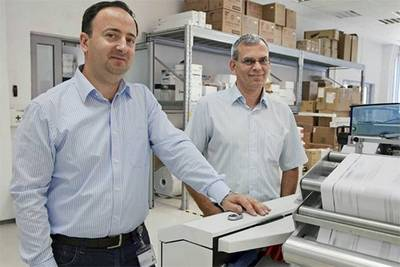 Pushing the boundaries of transactional document printing