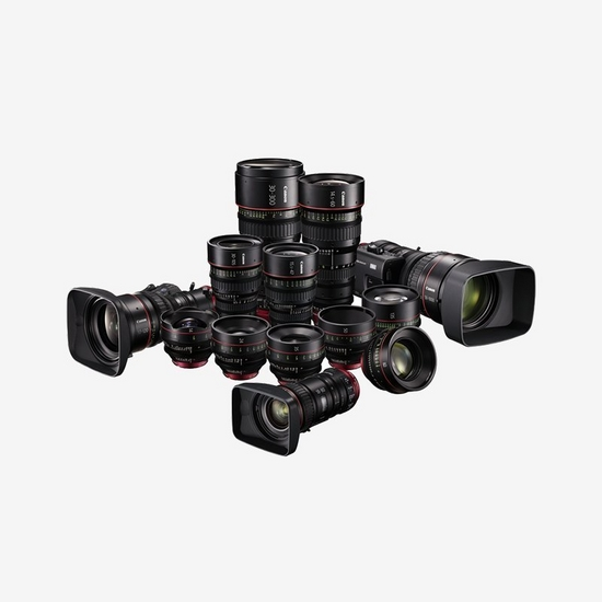 Cine and Broadcast Lenses