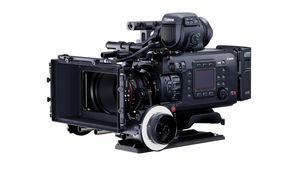 Cinema EOS camera range