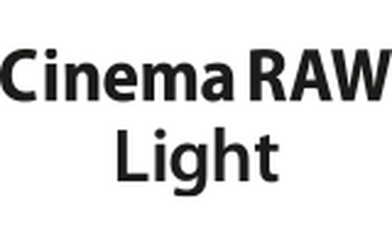 Internal 5.9K Cinema RAW Light recording