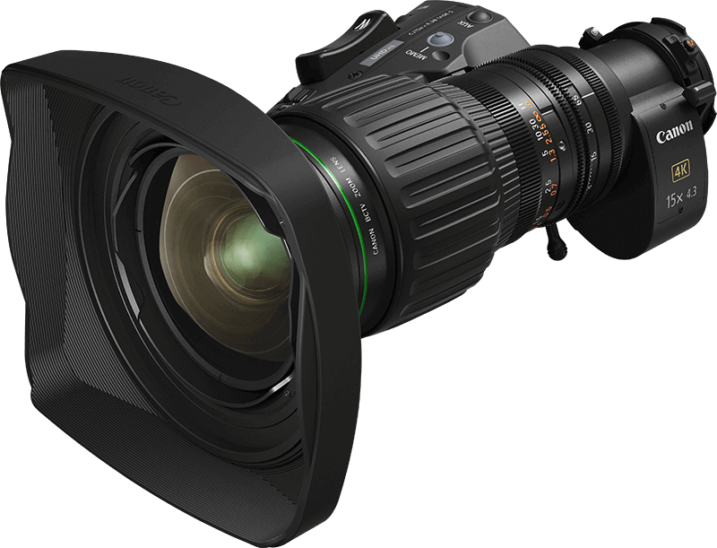 Finest optical quality, performance and flexibility – the perfect UHDxs class zoom