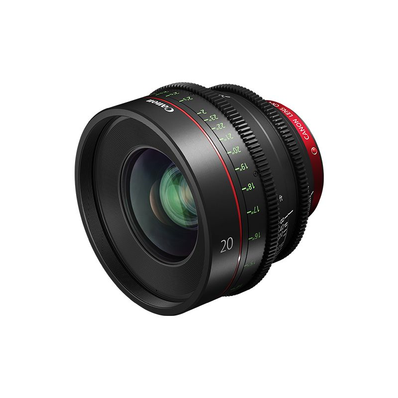 Cinema lenses - 4K Lenses - Canon UK