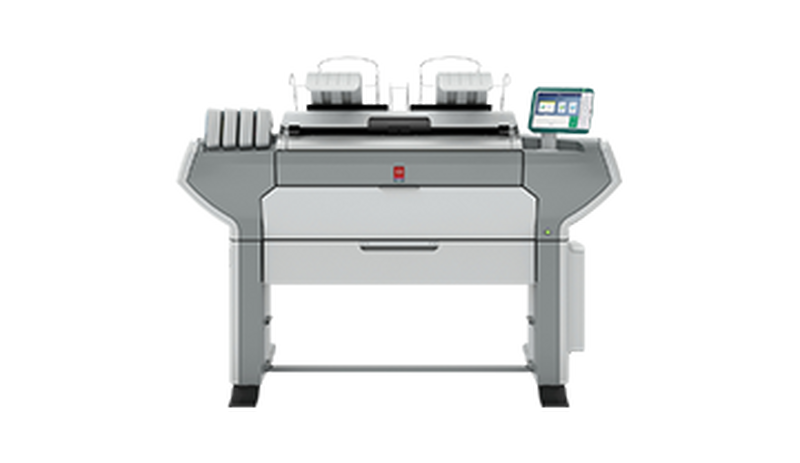 Océ ColorWave 500 all-round colour printer