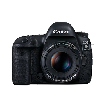 Camera body Canon EOS 5D Mark IV