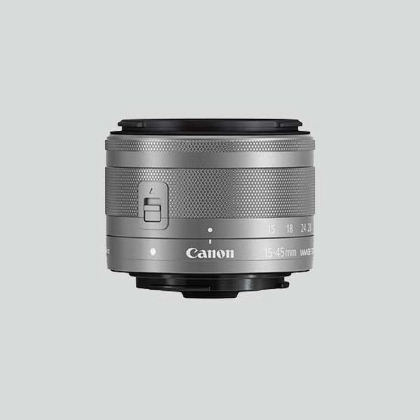 EF-M 15-45 lens compatibility