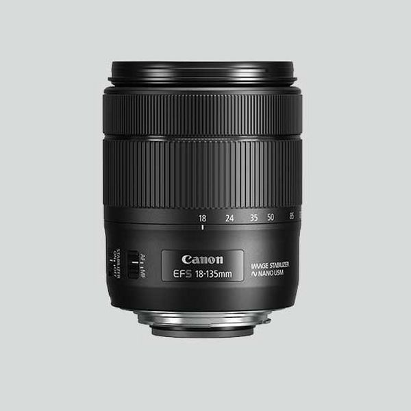 EF-S 18-135 lens compatibility