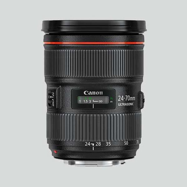 EF 24-70 lens compatibility
