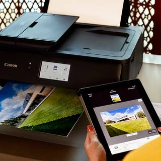 Application Canon PRINT