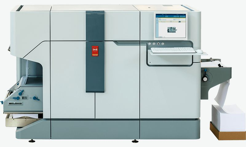 Continuous feed toner printers