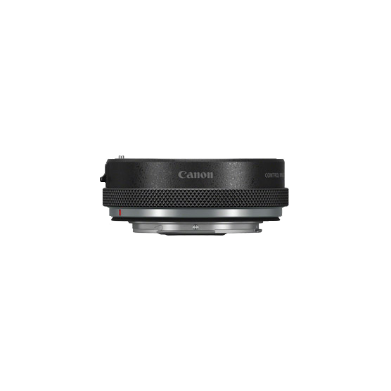 Canon EOS R mount adapter with control ring
