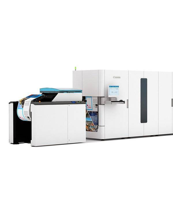 A highly versatile colour inkjet web press that offers both exceptional quality and flexibility.