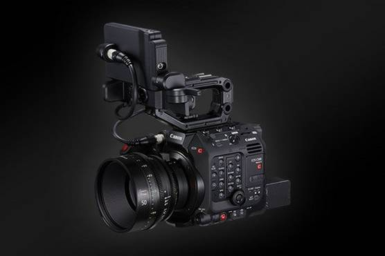 Discover Canon's cutting-edge kit at IBC 2019