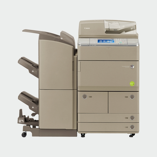 imageRUNNER ADVANCE EQ80 6275i - Range