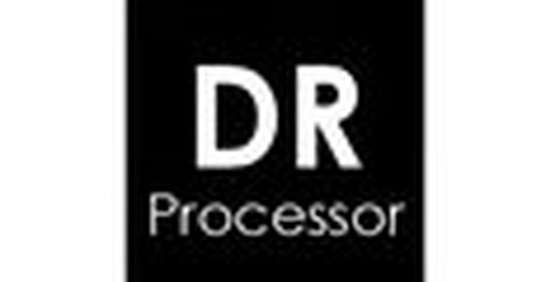 Enhanced image quality using new on-board DR processor
