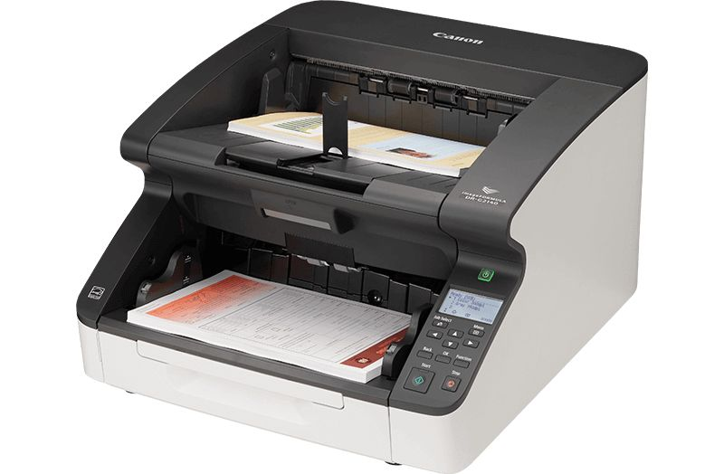 imageFORMULA DR-G2140 - Scanners for Home & Office - Canon