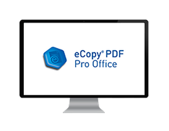 eCOPY PDF Pro powerful PDF software