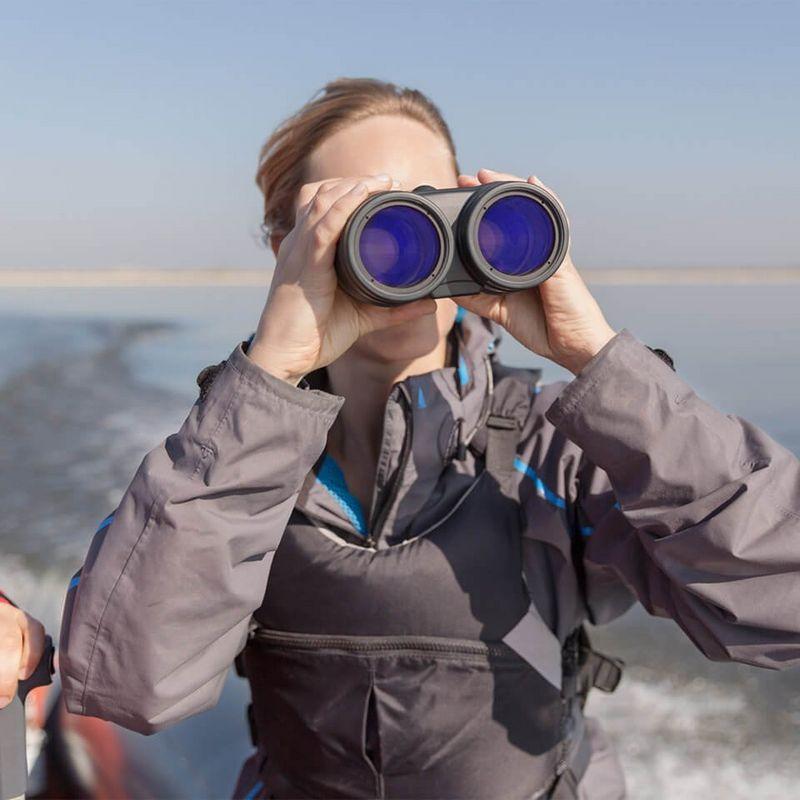 Binocular Easily track your subjec