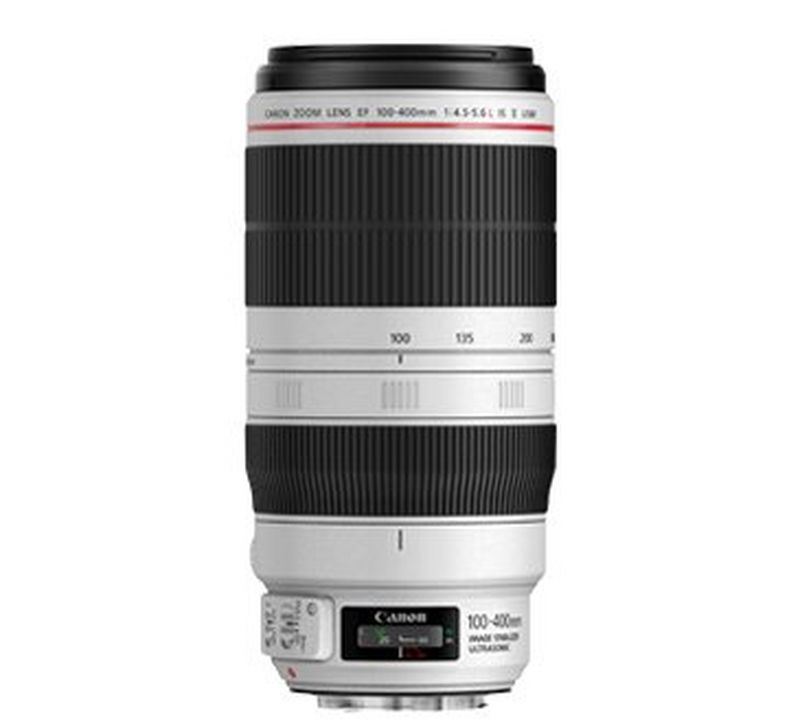 EF 100-400mm f/4,5-5,6L IS II USM