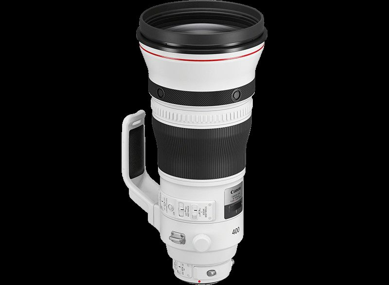 Canon EF 400mm f/2.8L IS III front on