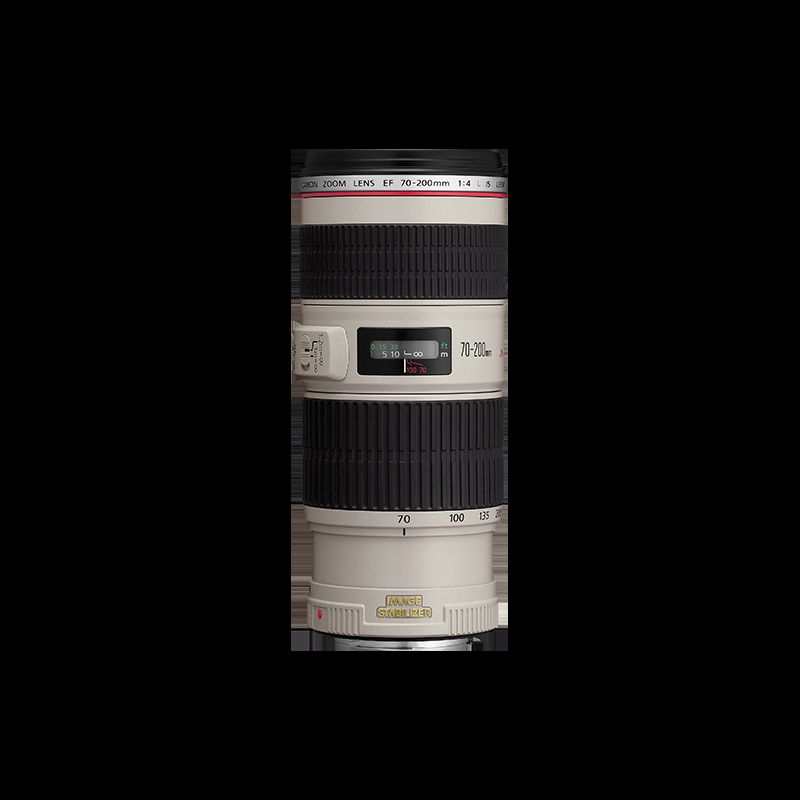EF 70-200mm f/4L IS USM L series Lense