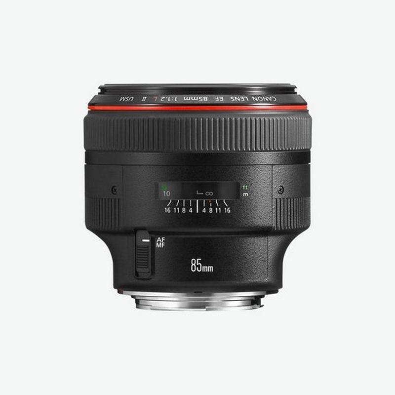 EF 85 mm f/1.2L II USM