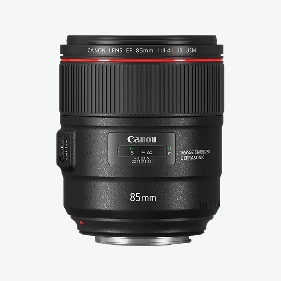 EF 85mm F1.4L IS USM