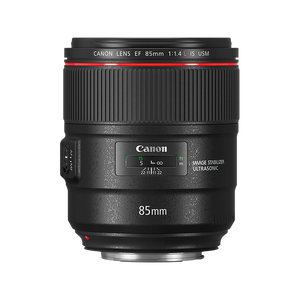 EF 85mm f/1.4L IS USM L series Lense