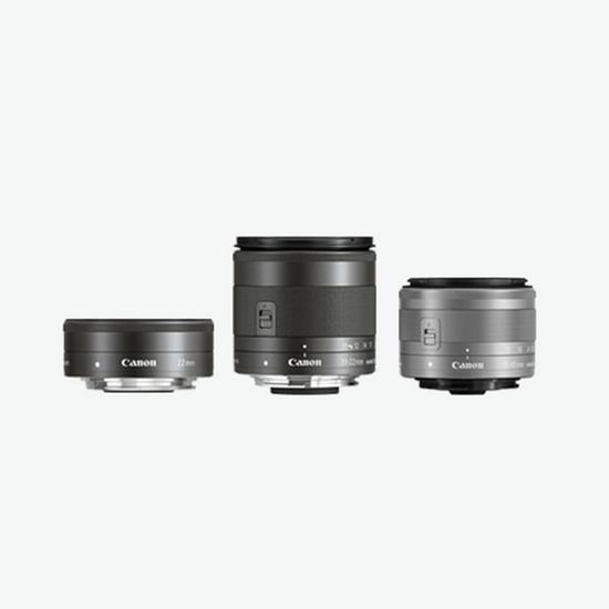 EF M Lenses