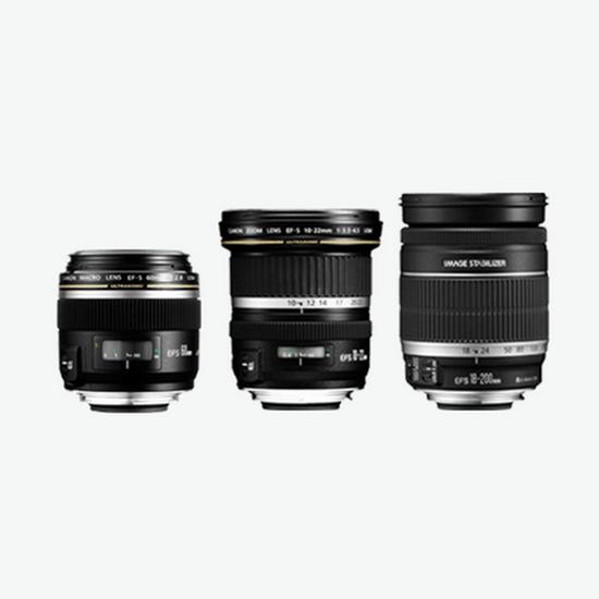 EF-S Lenses