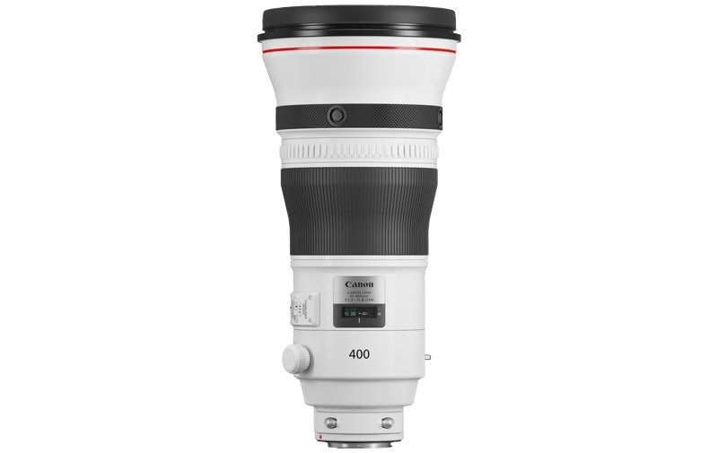 EF 400mm f/2.8L IS III USM FRT