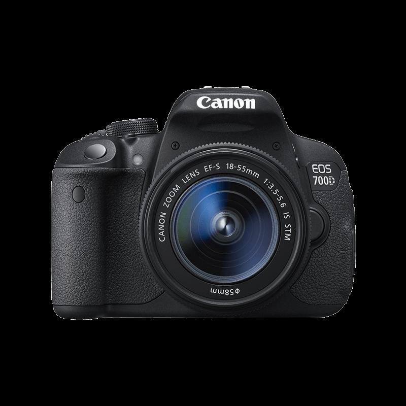jämför canon kameror