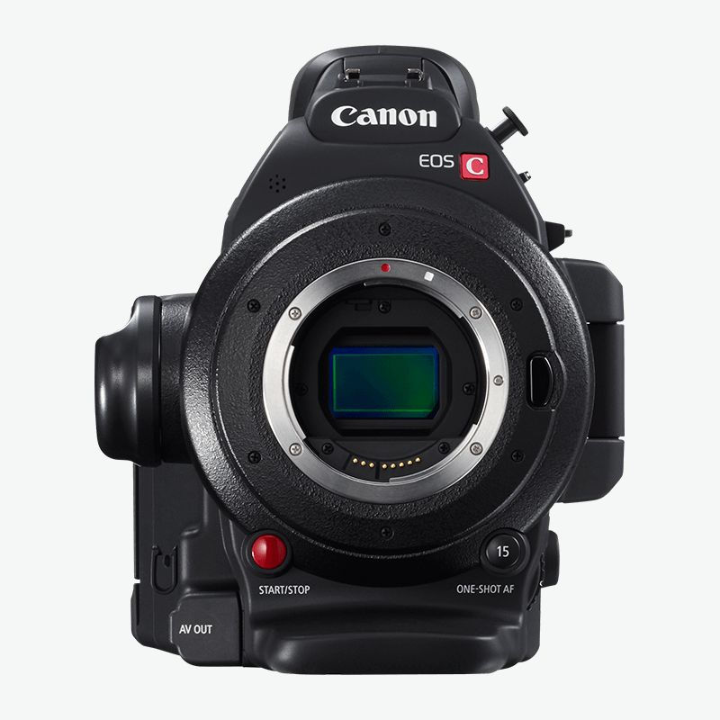 Canon EOS C100 Mark II - Cinema EOS Cameras - Canon Europe