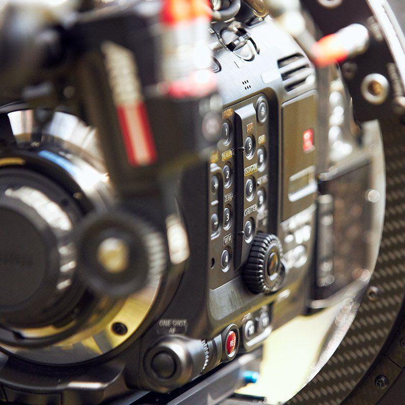 XF-AVC recording format